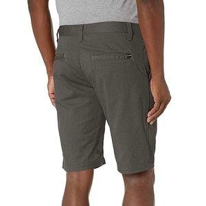 Men Volcom Stone Frickin chino grey shorts